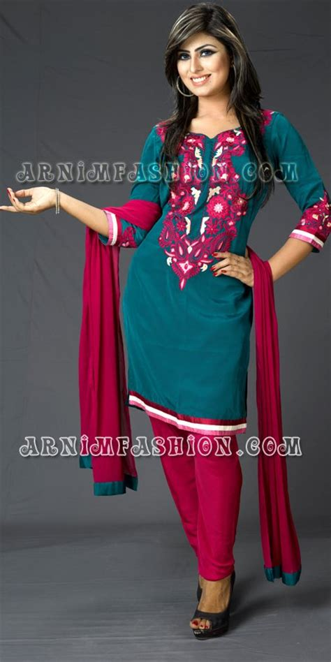 fashion design in bangladesh silk salwar kameez latest bangladeshisilk salwar
