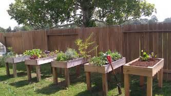 diy raised planter box vegetable garden decoist