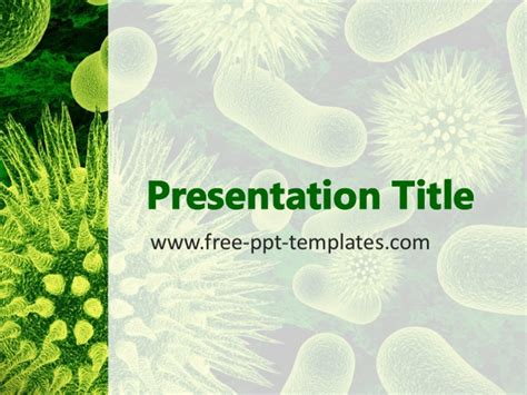 Powerpoint Themes Biology | biology ppt template