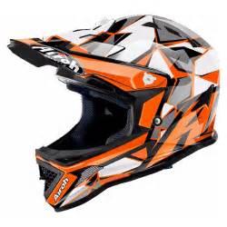 Helm Airoh Ktm casco de motocross airoh archer chief orange 2018 cascos motocross motoblouz es