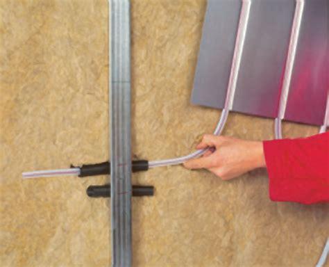 pannelli radianti elettrici a pavimento pannelli radianti a parete bricoportale fai da te e