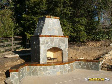 outdoor fireplaces gpt construction masonry designgpt