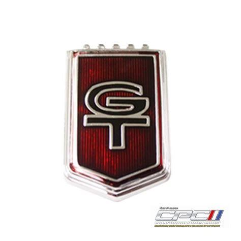Emblem Gt Gt By Jasuki Shop 1965 gt fender emblem autoware