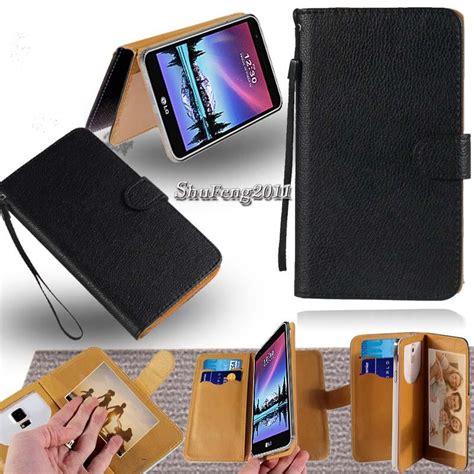 Lg K4 Casing Book Flip Cover Kasing for lg k3 k4 k5 k7 k8 k10 k20 phones flip wallet card stand leather cover