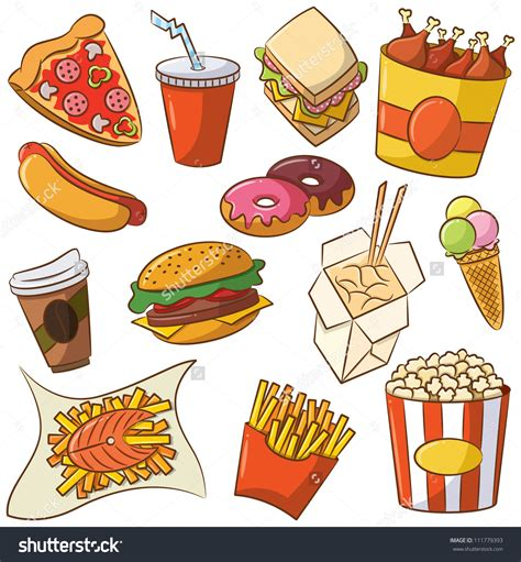 food clipart unhealthy food clipart clipartxtras