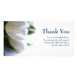 sympathy thank you cards invitations greeting photo