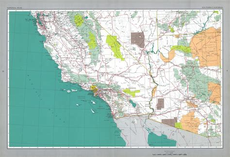 map united states california nationmaster maps of united states 1212 in total