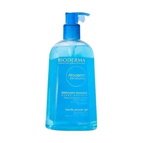 atoderm gel bioderma atoderm gentle shower gel 500ml from pharmeden uk