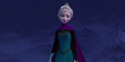 2013 film queen who sings let it go disney is tolerant of anything in its movies except god