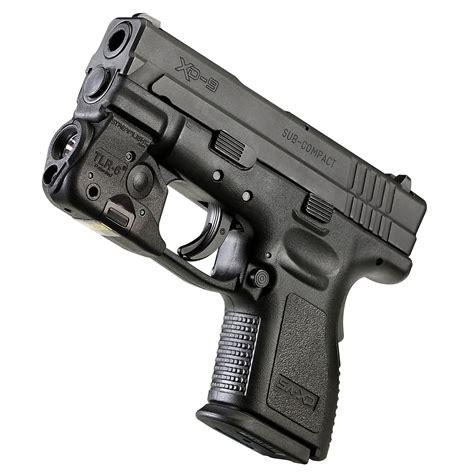 best compact weapon light streamlight 69291 tlr 6 tactical pistol mount flashlight