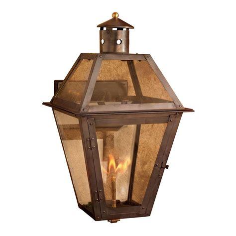 outdoor wall lantern titan lighting grande isle washed pewter gas outdoor wall lantern tn 7930 the home depot