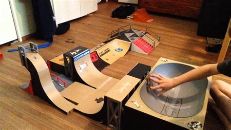 teck deck cool tech deck tricks