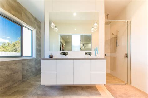 contemporary bathroom sterling carpentry sterling home modern bathroom other metro by