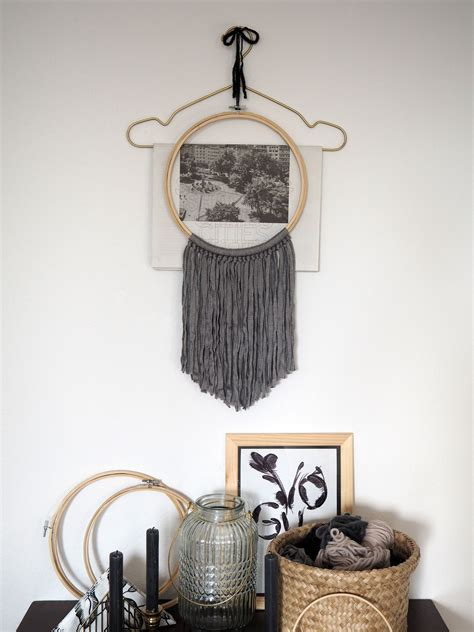 dekor wand diy simples wand deko objekt im skandi stil sk 246 n och