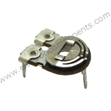 preset resistor 100k terminals preset 100k ω ohm variable resistor buy electronic components shop price in india