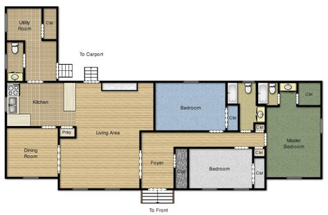 Cool Floor Plan | home ideas 187 cool floor plans