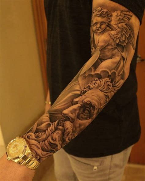 love god tattoo designs 25 best ideas about cherub on