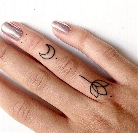 finger tat tatoo pinterest 문신