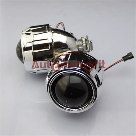 Projector Mini H1 2 5 Mini H1 Hid Bi Xenon Projectors Mini Gatling Gun