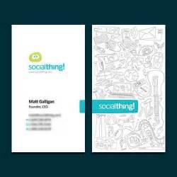 25 creative business card design examples bomagazine