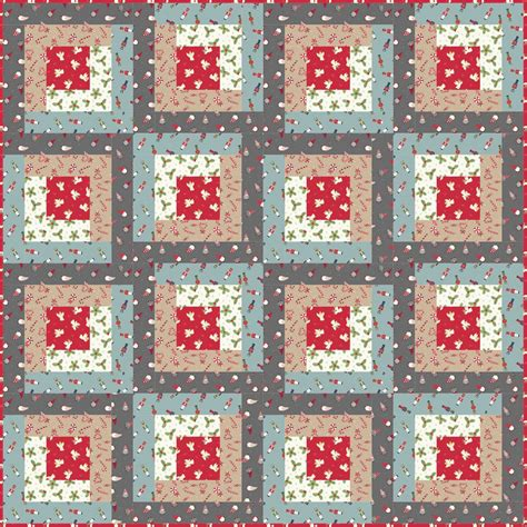 Small Quilt by Small Things At Quilt Pattern 6051