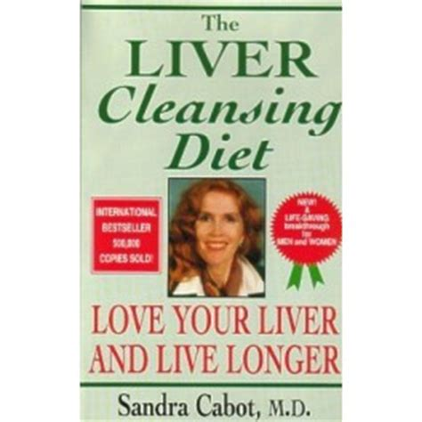 Dr Cabot Clean And Lean Detox by Liver Cleansing Diet By Dr Cabot Health