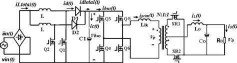 capacitor ripple current in an interleaved pfc converter capacitor ripple current in an interleaved pfc converter pdf available