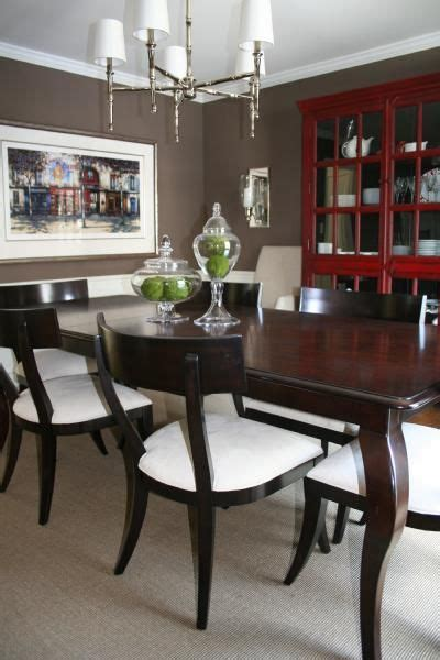 Brown Dining Rooms Best 25 Brown Dining Rooms Ideas On Pinterest Diy Dining Room Paint Brown Wall Lights And