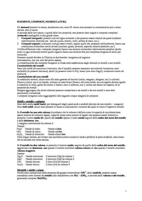 Dispense Di Chimica Organica by Composti Eterociclici Dispense