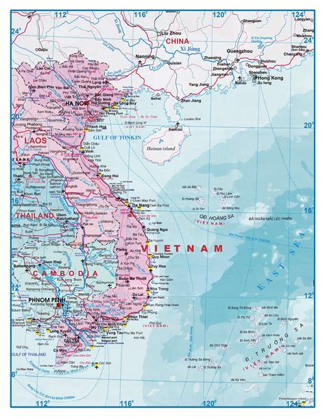 maps and maps of detailed map of in