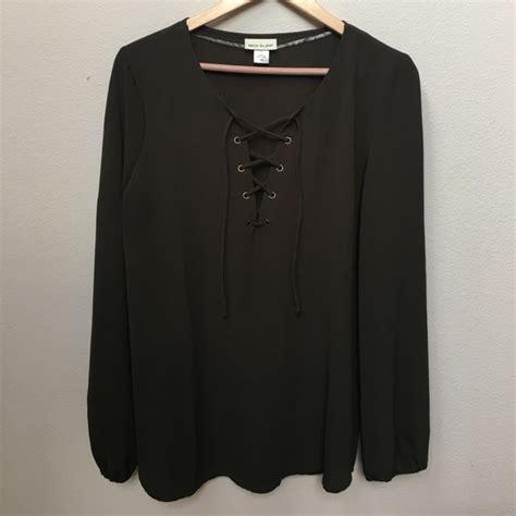 Sleeve Lace Up Chiffon Top 29 tops macy s lace up sleeves chiffon blouse