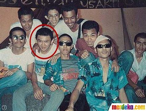 Minyak Kemiri Emas foto ini foto foto masa muda ahok yang hebohkan netizen
