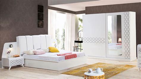 polen beyaz yatak odası takımı berke mobilya