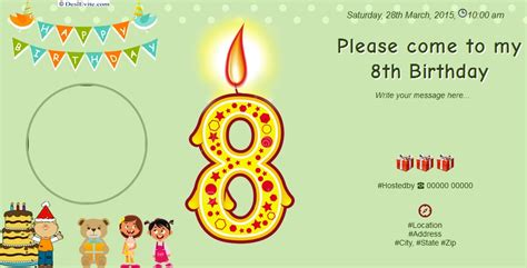 Sle Birthday Invitation Cards For Create Birthday Party Invitations Free Futureclim Info