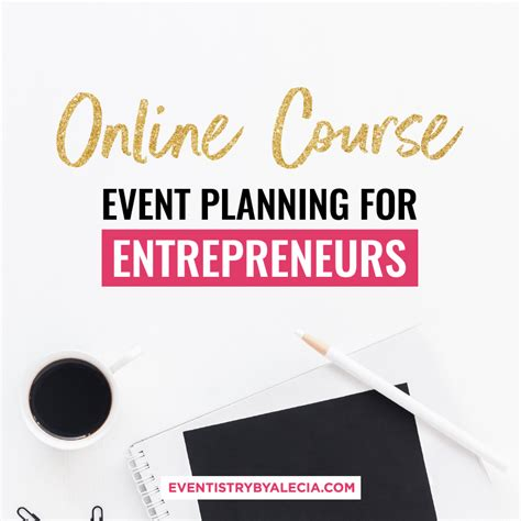 event planning course for entrepreneurs and coaches
