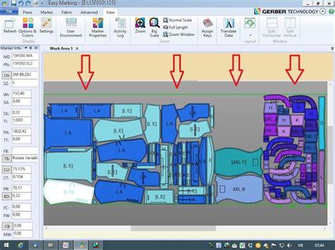 accumark pattern design software tutorial c 225 ch gh 233 p nối sơ đồ trong accumark easy marking