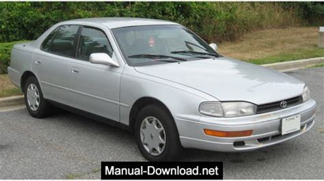 automotive air conditioning repair 1992 toyota camry user handbook toyota camry 1992 1996 service repair manual download instant manual download