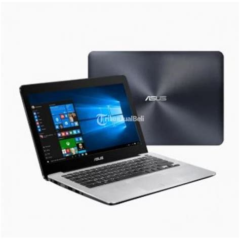 Notebook Asus I3 Murah laptop asus a455la wx667d 14 inci ram 4gb i3 new