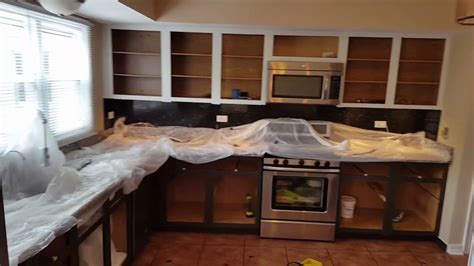 youtube refacing kitchen cabinets kitchen cabinets refacing chicago youtube
