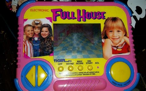 videos of full house full house hand heald video game video game auctions