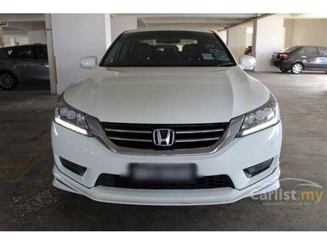 Stop L Honda Accord 2014 Up honda accord 2014 vti l 2 4 in kuala lumpur automatic sedan white for rm 117 888 3276173
