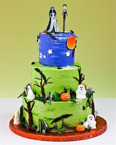 Halloween Cake Decorating - spooky halloween cake ideas