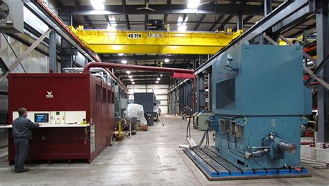 high voltage electric motor testing inman electric motors motor testing