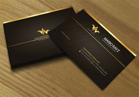 gold and busnnes card template golden sted business card lemon graphic