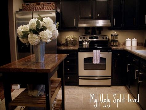 split level kitchen ideas my ugly split level the kitchen decor ideas pinterest