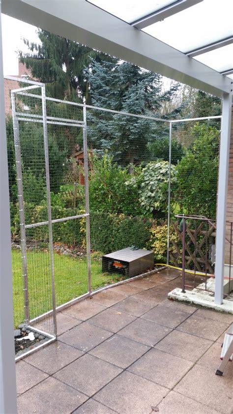 terrasse katzensicher terrasse als katzen freilauf gehege katzennetz profi