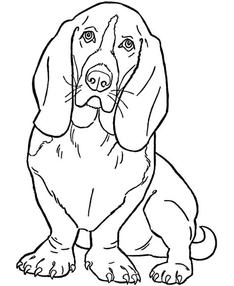 beagle dog coloring page dog coloring pages beagle coloringstar
