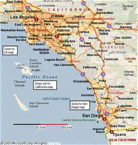 california rest stops map map of so cal images frompo 1
