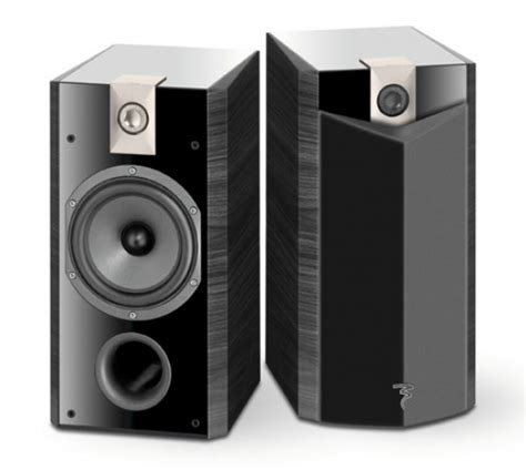 focal jmlab chorus 807v bookshelf speakers review and test