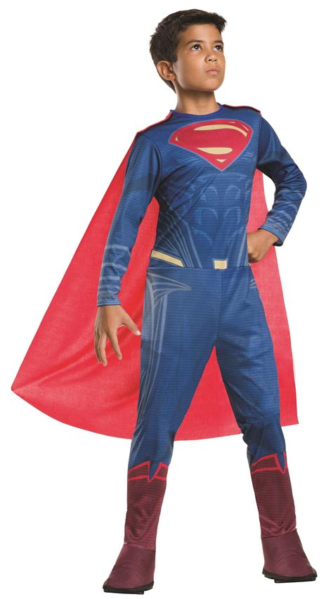 boys fancy dress and super hero costumes from the largest kids superman boys dawn of justice costume 21 99 the